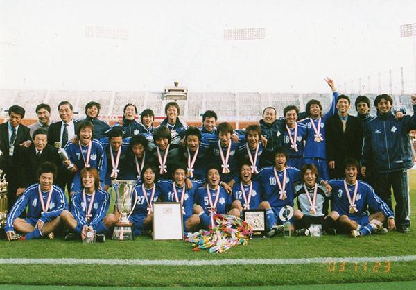 武田_大学サッカー優勝