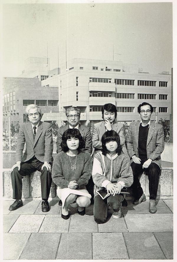 松村_筑波1984卒業アルバム用仏文専攻