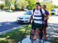 事故で脊髄損傷。「また歩きたい」と思わせてくれたのは仲間の存在でした